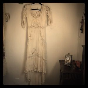 Free People - Boho Wedding Gown